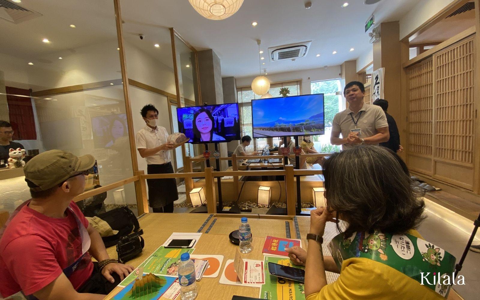 tour online kagoshima