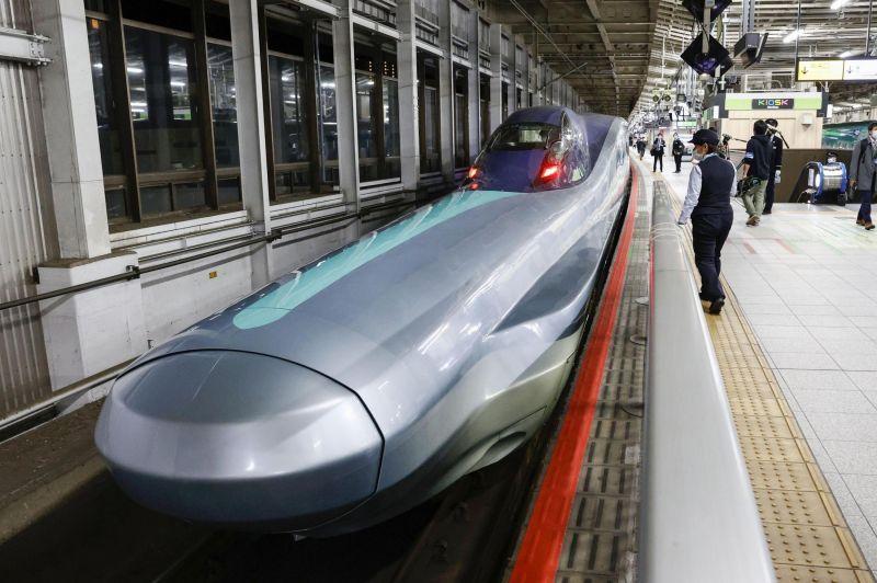 tàu Shinkansen thế hệ mới