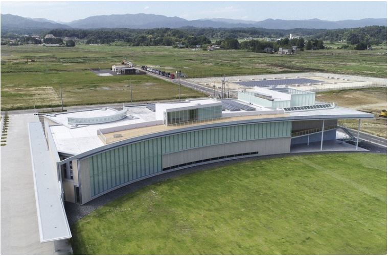 bảo tàng tưởng niệm thảm họa hạt nhân fukushima