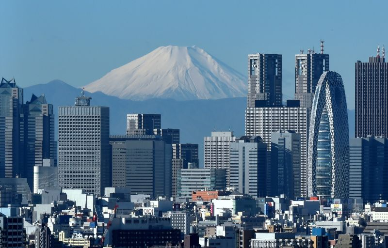 Tokyo được tạp chí Global Finance bình chọn là thành phố đáng sống nhất thế giới