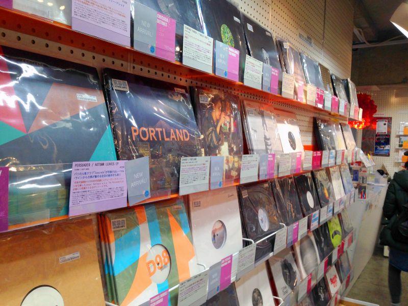 xu hướng chuyển dần từ CD sang nhạc số tại Nhật Bản
