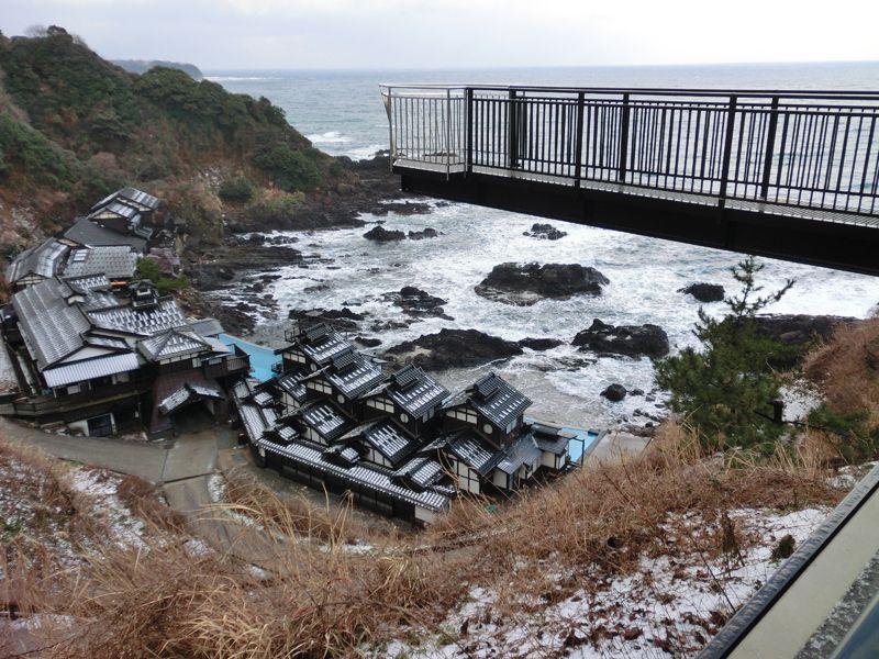 Những onsen không thể bỏ qua khi đến Nhật