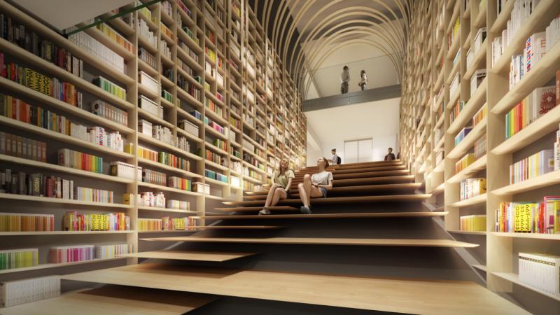 thư viện Haruki Murakami
