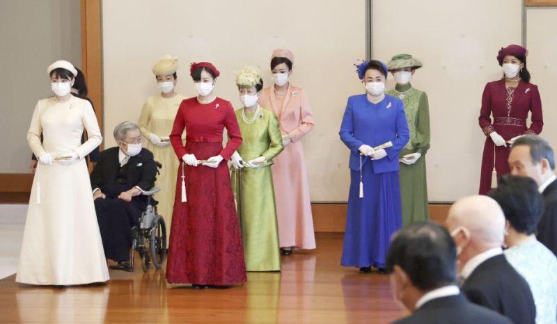 thành viên nữ của Hoàng gia sẽ được trao tước vị sau kết hôn