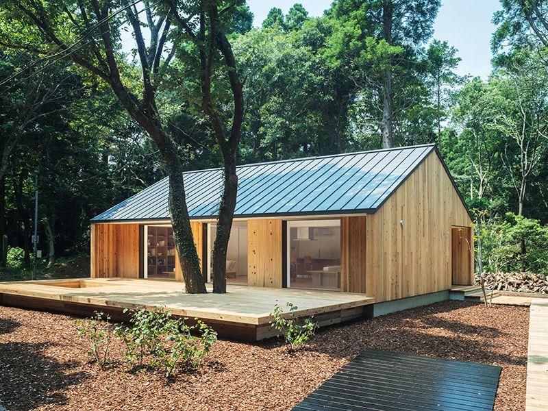 căn nhà theo phong cách tối giản của Muji sẽ trông ra sao