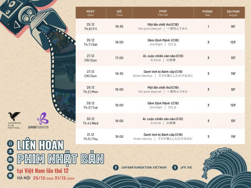 liên hoan Phim Nhật Bản tại Việt Nam