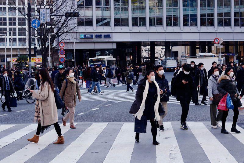 Tokyo phá kỷ lục với 800 ca nhiễm mới