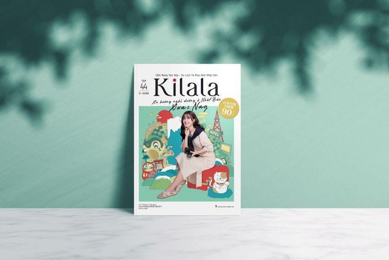 Kilala vol 44