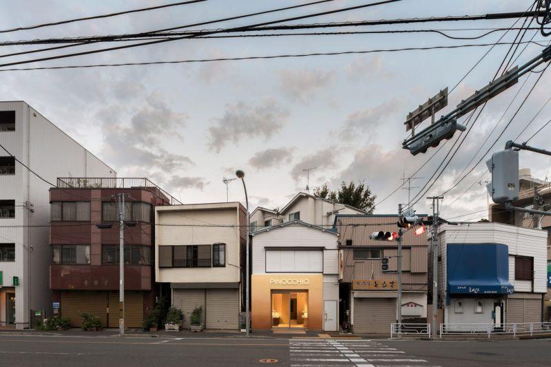 Tiệm bánh đẹp ngỡ ngàng nằm giữa lòng Yokohama