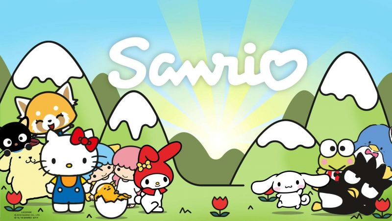 những nhân vật ít được biết đến của nhà Sanrio