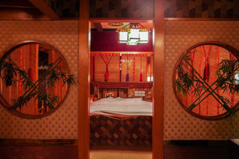 love hotel ngành dịch vụ trị giá tỉ đô của Nhật Bản