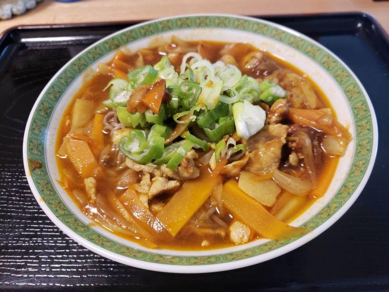 món cà ri được yêu thích nhất trong mùa đông Nhật Bản