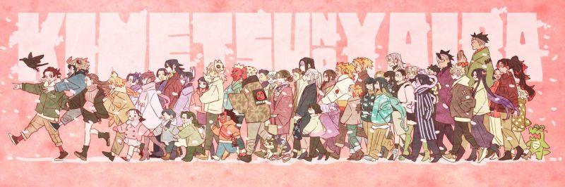 Các nhân vật trong Kimetsu no Yaiba sẽ như thế nào khi đến thế giới thực