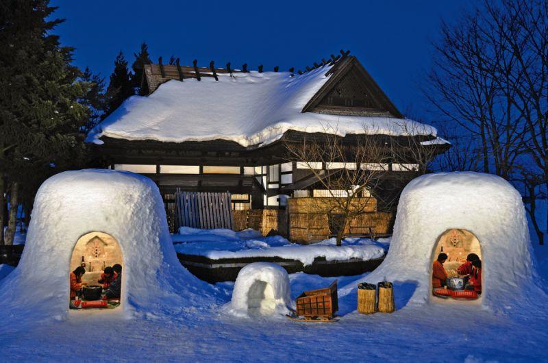 trải nghiệm văn hóa tỉnh Akita ngay tại nhà