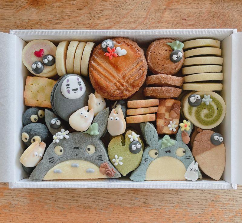 món quà Valentine siêu đáng yêu hớp hồn fan Ghibli
