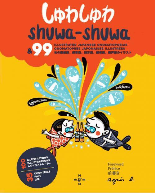 100 họa sĩ từ 35 quốc gia tham gia vào dự án sách tiếng Nhật