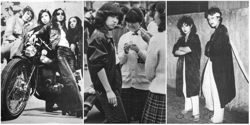 băng đảng chị đại khét tiếng trong xã hội Nhật