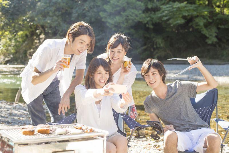 thanh niên vùng nào chill nhất Nhật Bản