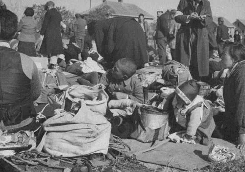 Nhật Bản từng chiêu mộ 50 ngàn thiếu nữ mua vui sau Thế chiến II