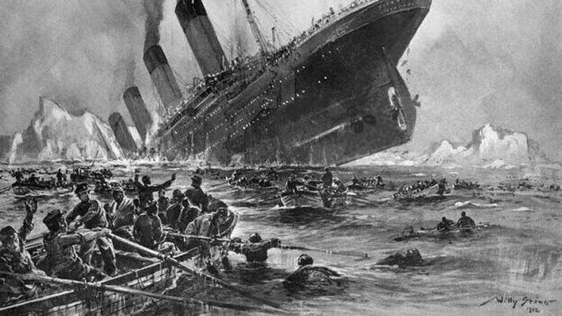 người đàn ông bị cả nước Nhật tẩy chay vì sống sót trong thảm kịch Titanic