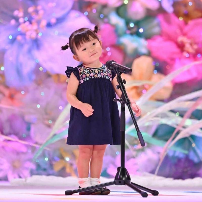 nonoka murakata cô ca sĩ nhỏ tuổi nhất Nhật Bản