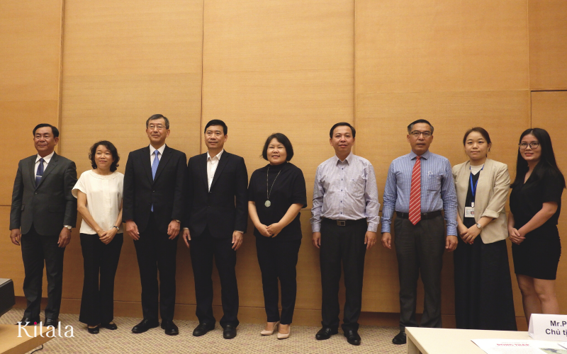 tổ chức NGO Nhật Bản viện trợ nông nghiệp và giáo dục tại Việt Nam