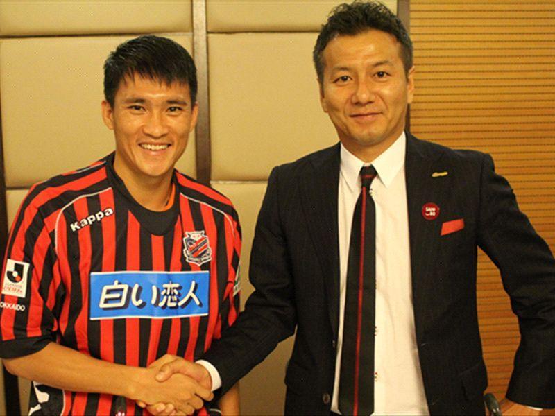 điểm danh những cầu thủ Việt Nam từng chơi bóng tại Nhật