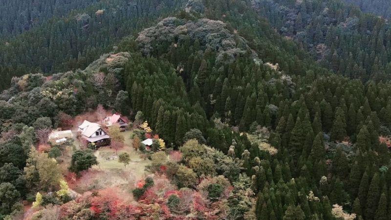 dịch vụ nghỉ dưỡng bao cả ngọn núi tại tỉnh Mizayaki