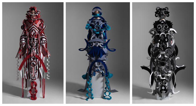 BST thời trang lấy cảm hứng từ họa tiết gốm cổ thời kì Jomon