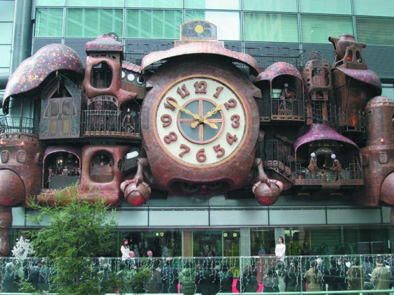 tác phẩm điêu khắc công cộng ấn tượng tại tokyo
