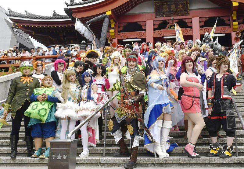 cosplay nét văn hóa độc đáo của giới trẻ Nhật Bản
