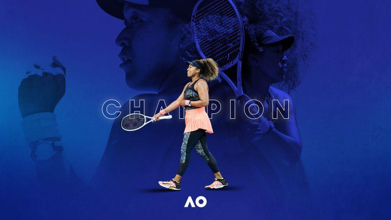 Naomi Osaka nữ hoàng quần vợt thế hệ mới