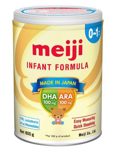 meiji thành lập công ty con tại Việt Nam
