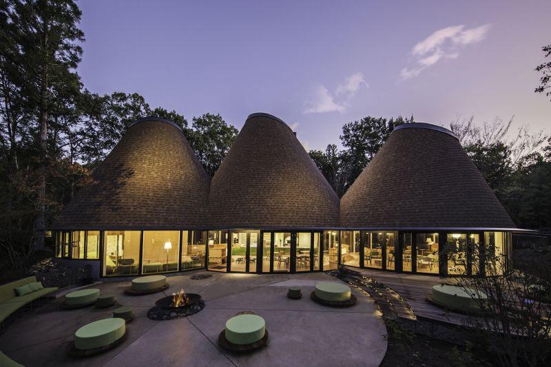 pokoPoko clubhouse dành cho trẻ em tại cao nguyên Nasu
