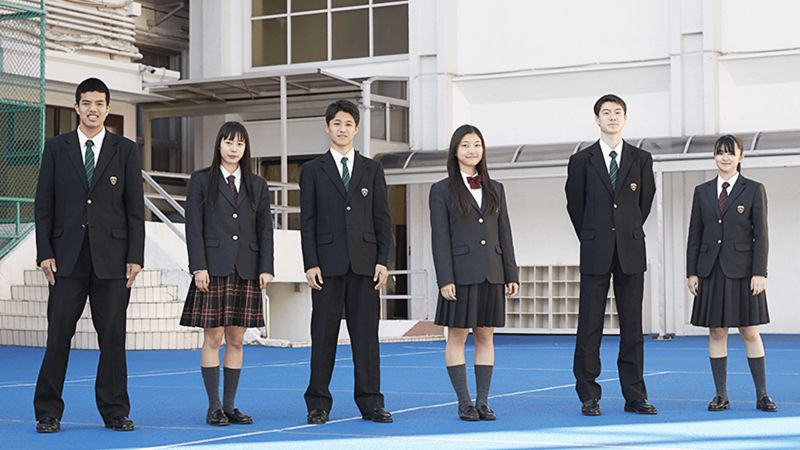 giáo viên Nhật Bản kiến nghị bãi bỏ đồng phục học sinh