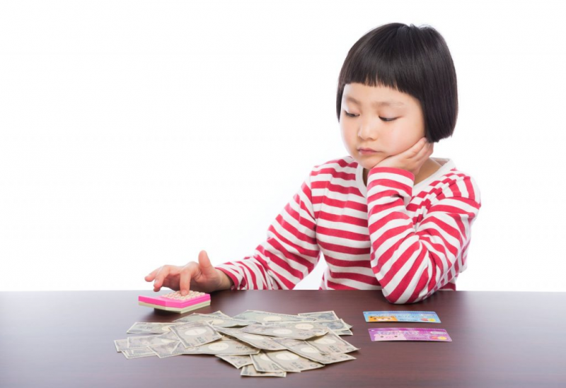 trẻ em Nhật sử dụng tiền tiêu vặt như thế nào