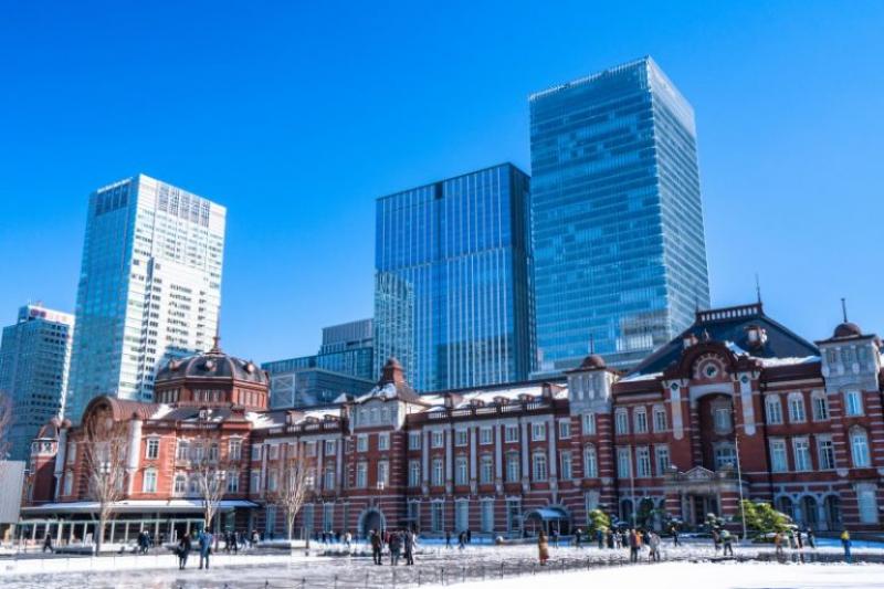 những nhà ga hoành tráng nhất nước Nhật