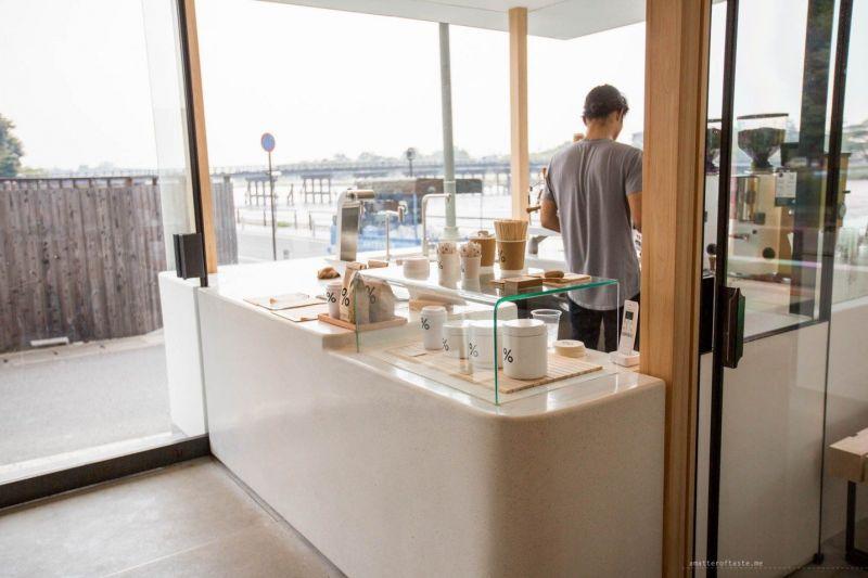 chuỗi cửa hàng cà phê Nhật đang gây sốt