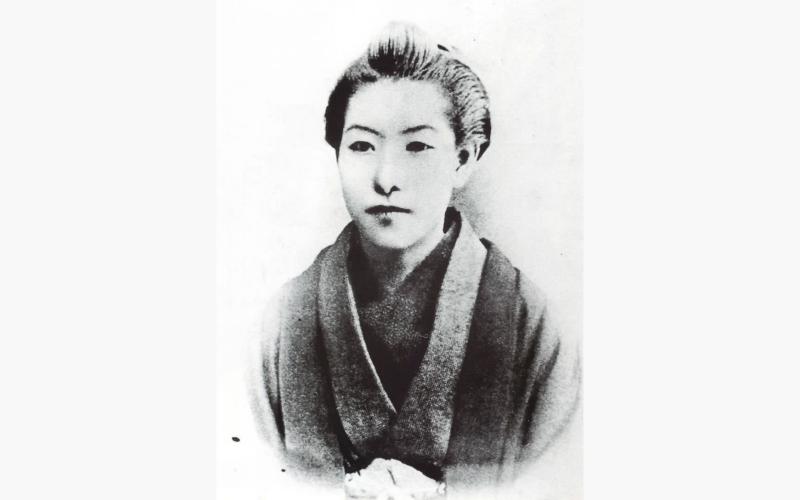 higuchi ichiyo nữ văn sĩ tài hoa bạc mệnh của triều đại Meiji