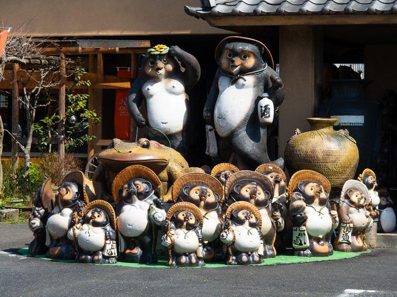 làng gốm Shigaraki nơi người khuyết tật thể hiện tài năng