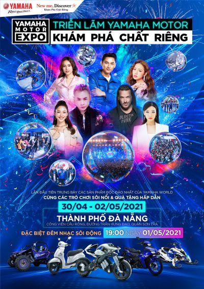 Yamaha Expo đổ bộ thành phố Đà Nẵng