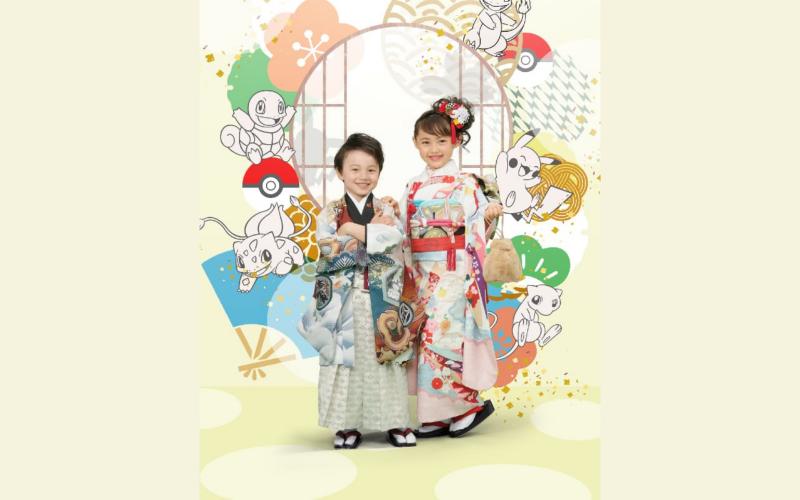 độc đáo bộ sưu tập kimono chủ đề pokemon