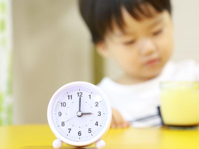 những mẹo giúp trẻ quản lí thời gian hiệu quả