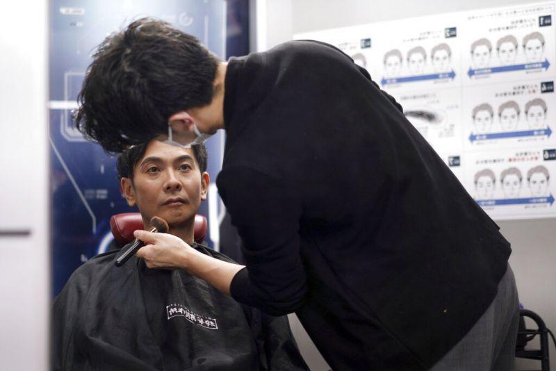 ngành làm đẹp cho nam giới Nhật tăng trưởng