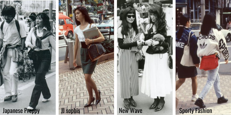 xu hướng thời trang Việt Nhật tương đồng hay khác biệt