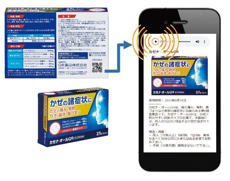 mã vạch Nhật Bản giúp đọc tên thuốc có phiên bản tiếng Việt