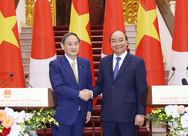 Nhật viện trợ dây chuyền bảo quản Vaccine cho Việt Nam