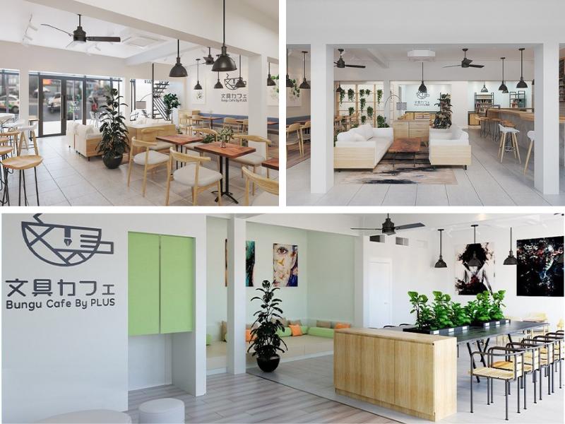 bungu cafe cà phê kiêm văn phòng phẩm đầu tiên ở việt nam