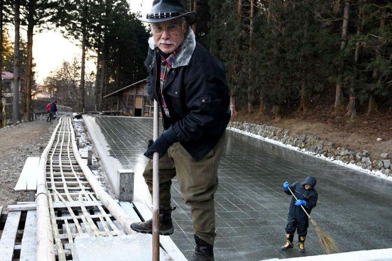 sự phục hồi của nghề làm băng truyền thống tại Nhật Bản