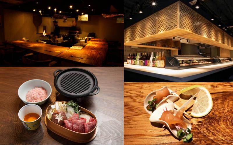 5 nhà hàng lý tưởng nhất cho buổi hẹn hò đầu tiên tại Tokyo